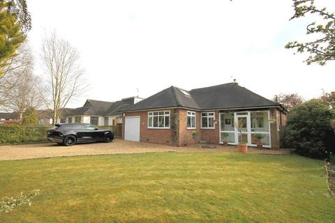 4 bedroom bungalow for sale - Town Lane, Mobberley