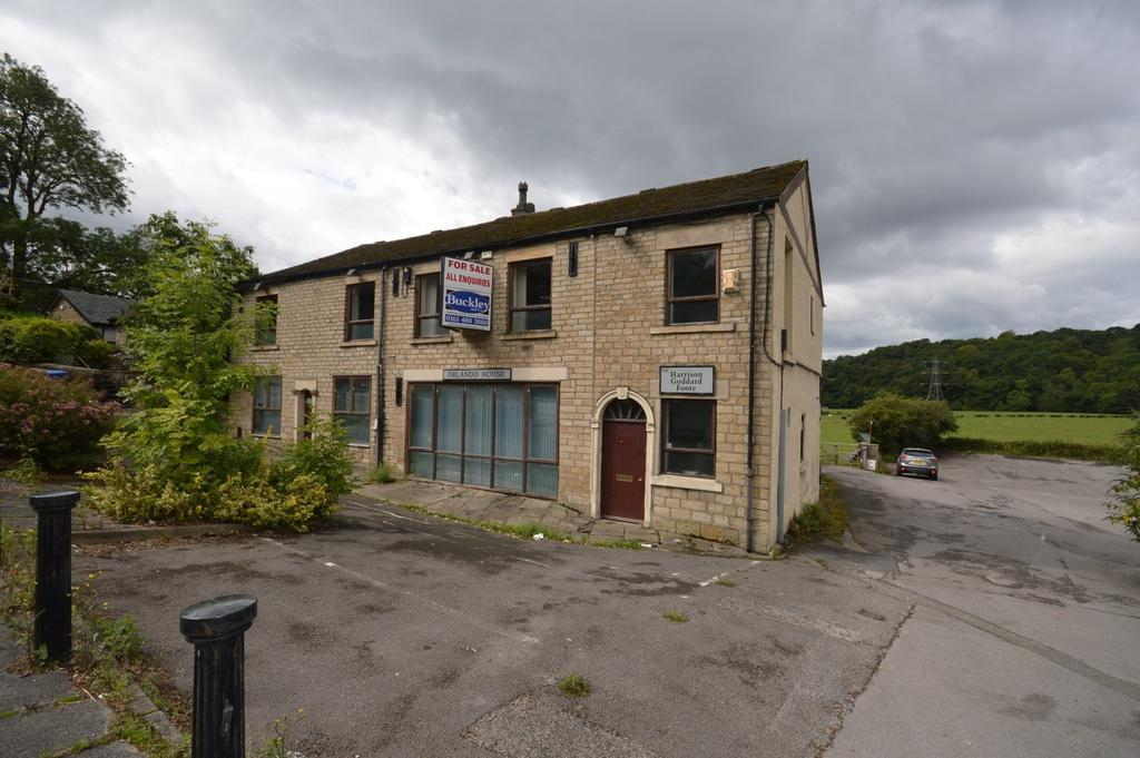 Plot Commercial for sale in Compstall Road, Marple Bridge