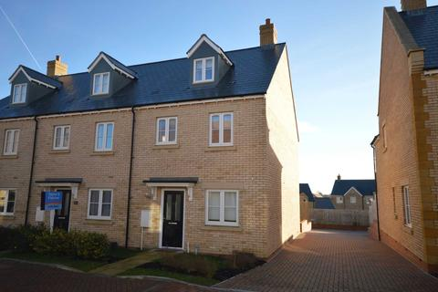4 bedroom end of terrace house for sale - Howes Lane, Chipping Norton