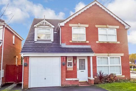 5 bedroom detached house for sale - Llys Bronwydd, Broadlands, Bridgend . CF31 5AU