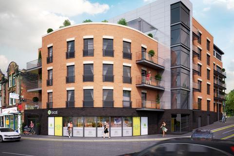 Studio for sale - Aspen Woolf West Bar House, Lambert Street S3
