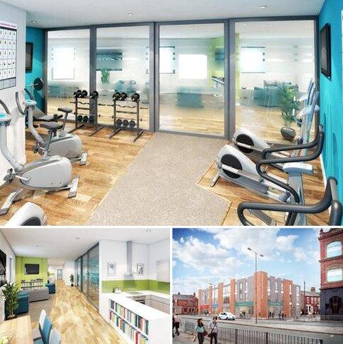 Studio for sale - Blackfriars Penny Lane House, Smithdown Street L15