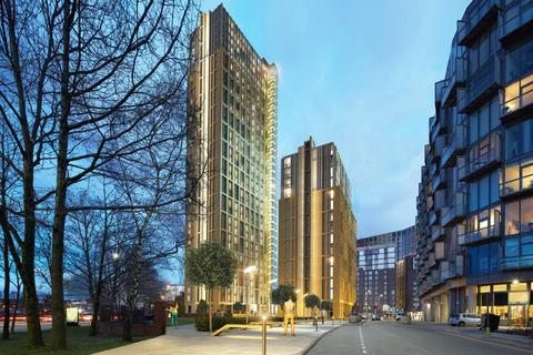 1 bedroom apartment for sale - Greengate, Manchester, M3