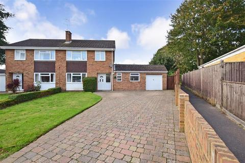 3 bedroom semi-detached house for sale - Alkham Road, Vinters Park, Maidstone, Kent