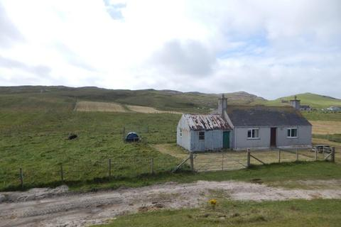 2 bedroom property with land for sale - 15 Vatersay, Isle of Barra HS9