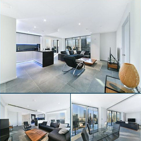 3 bedroom flat to rent - Dollar Bay Point, Dollar Bay Place, Nr Canary Wharf, London, E14