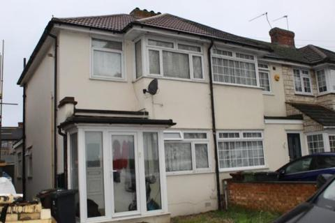 3 bedroom end of terrace house to rent - Oval Road North