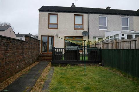3 bedroom end of terrace house for sale - Corbiston Way, Cumbernauld