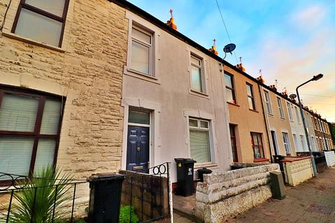3 bedroom terraced house to rent - Bertram Street, Splott, Cardiff, CF24 1NX