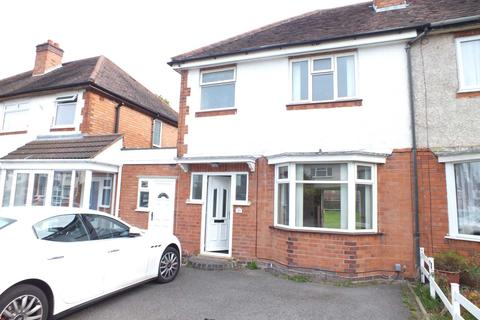 3 bedroom semi-detached house to rent - Delamere Road, Hall Green