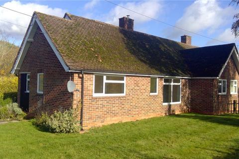 2 bedroom semi-detached bungalow to rent - Shalford Hill, Aldermaston, Reading, RG7