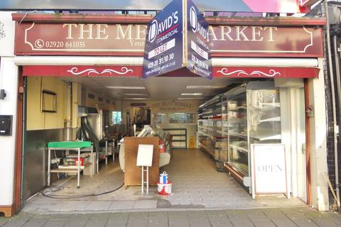 Restaurant to rent - Cowbridge Road East, Cardiff CF11 9AJ