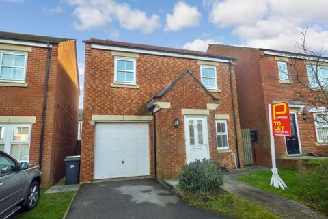3 bedroom detached house to rent - Ash Grove, Consett, Durham, DH8 6EB