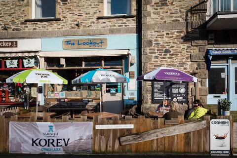 Cafe for sale - The Lookout, The Quay, East Looe PL13