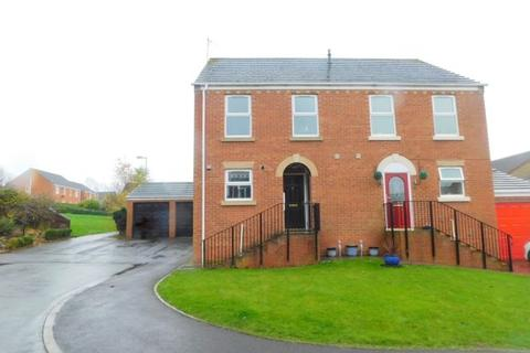 3 bedroom semi-detached house for sale - ESHWOOD VIEW, USHAW MOOR, DURHAM CITY : VILLAGES WEST OF
