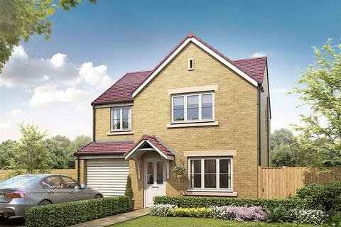 4 bedroom detached house for sale - Plot 75, The Hornsea  at Moorlands Walk, Mill Lane DH6