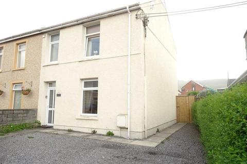 4 bedroom semi-detached house for sale - Brecon Road, Hirwaun, Aberdare, Mid Glamorgan, CF44