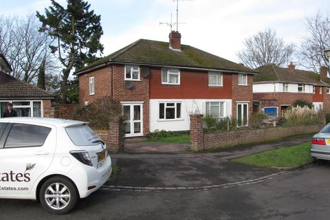 8 bedroom semi-detached house to rent - Crescent Road, Reading RG1