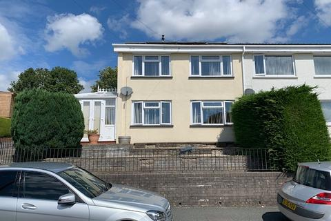 3 bedroom semi-detached house for sale - Howy Road, Rassau, Ebbw Vale, Gwent, NP23