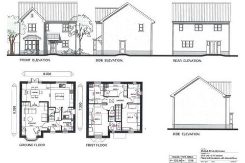 4 bedroom detached house for sale - Valley View, Brynmawr, Ebbw Vale, Gwent, NP23