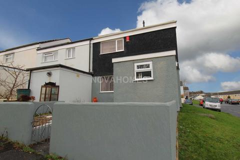 2 bedroom end of terrace house for sale - Braunton Walk, Leigham, PL6 8PL