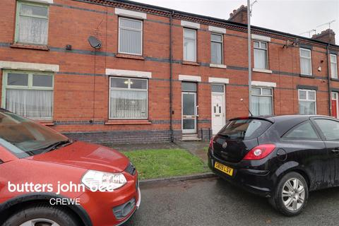 3 bedroom terraced house for sale - Mellor Street, Crewe