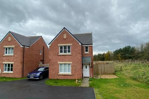3 bedroom detached house to rent - Llys Y Ddraenen Wen , Coity, Bridgend , Mid-Gmlamorgan. CF35 6HP
