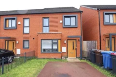 3 bedroom townhouse to rent - Blodwell Street, Salford, M6