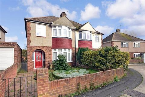 3 bedroom semi-detached house for sale - Worcester Close, Strood, Rochester, Kent