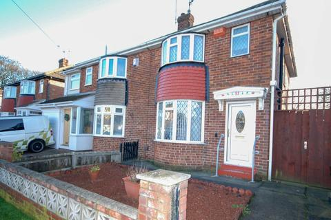 3 bedroom semi-detached house for sale - Torver Crescent, Seaburn Dene