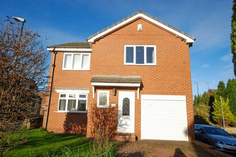 4 bedroom detached house for sale - Arrol Park, Millfield