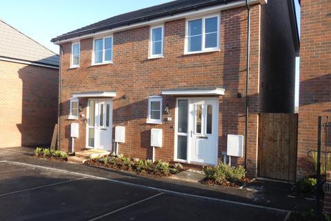 2 bedroom semi-detached house to rent - 11 Clos Stratton, Gerddi Castell, Coity, Bridgend County Borough, CF35 6GR