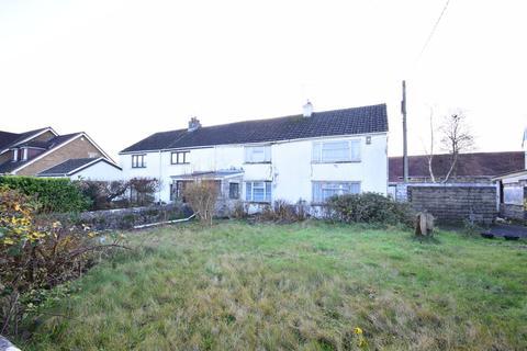 3 bedroom semi-detached house for sale - 7 Well Street, Laleston, Bridgend, Bridgend County Borough, CF32 0LF