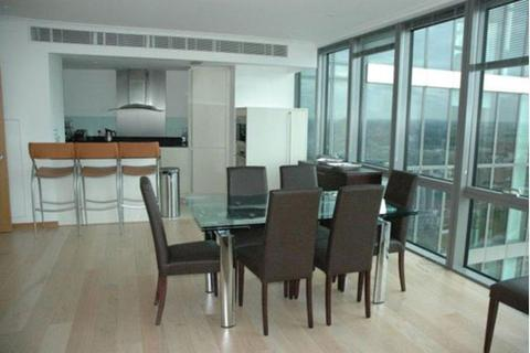 2 bedroom apartment to rent - One West India Quay, Hertsmere Road, E14 4EG