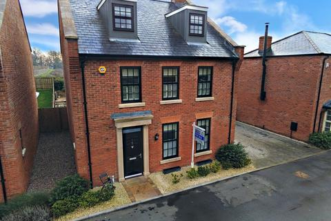 5 bedroom detached house for sale - Churchover, Lutterworth, Leicestershire