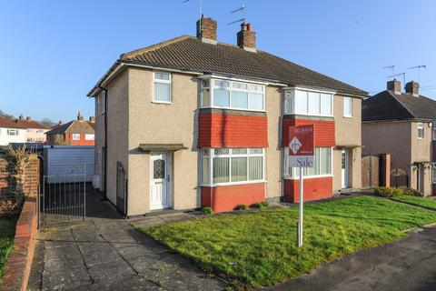 2 bedroom semi-detached house for sale - Station Lane, Old Whittington
