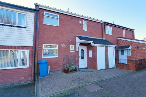 3 bedroom terraced house for sale - Gayle, Wilnecote