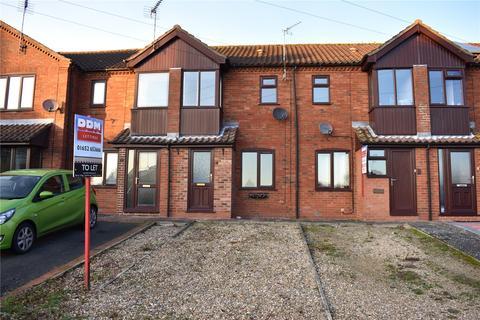 2 bedroom terraced house to rent - Lindum Walk, North Kelsey, Market Rasen, Lincolnshire, LN7