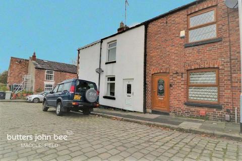 1 bedroom end of terrace house for sale - Longacre Street, Macclesfield
