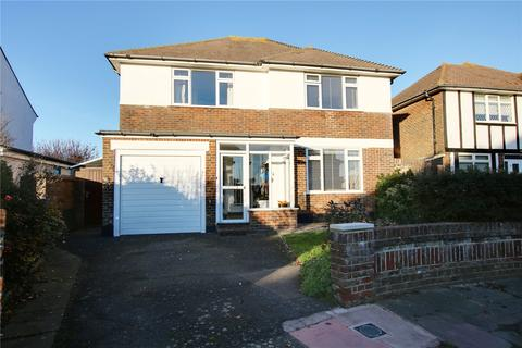 4 bedroom detached house for sale - Anscombe Close, Goring-By-Sea, Worthing, West Sussex, BN11