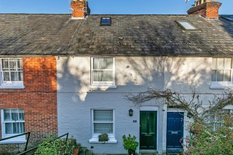 4 bedroom terraced house for sale - North View, Fulflood, Winchester, SO22