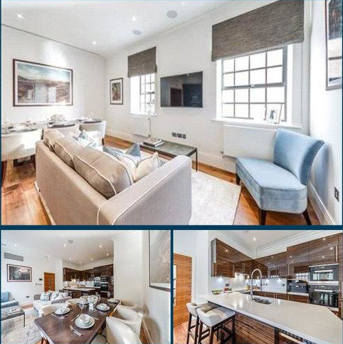 3 bedroom penthouse to rent - Palace Wharf Rainville Road W6