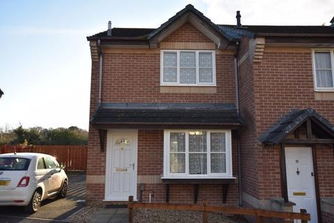 2 bedroom end of terrace house for sale - Edwards Crescent, SALTASH