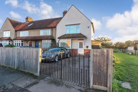 3 bedroom end of terrace house for sale - George Green Road, George Green