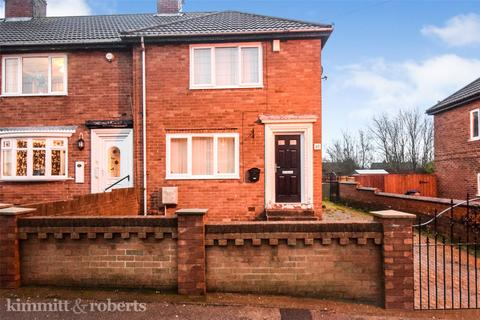 2 bedroom end of terrace house for sale - Hawthorne Terrace, Shotton Colliery, Durham, DH6