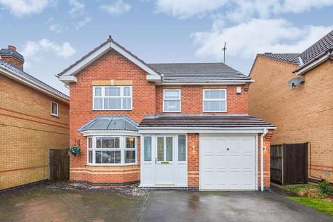 4 bedroom detached house for sale - Groombridge Crescent, Littleover, Derby