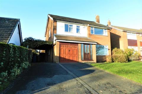 4 bedroom detached house to rent - New Lane, Croft, Warrington, WA3 7JL