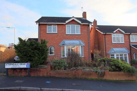 3 bedroom detached house for sale - Sterndale Drive, Westbury Park