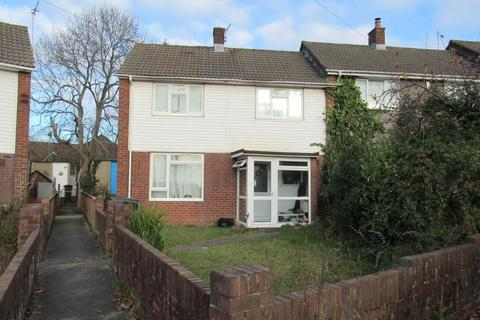 3 bedroom end of terrace house to rent - St Lucia Close, Horfield, Bristol