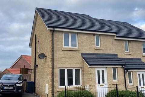 3 bedroom semi-detached house to rent - Ramsay Road, Calne